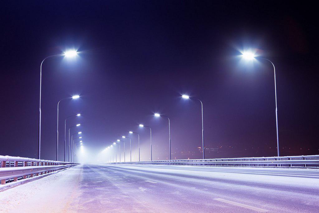 На Ярославском шоссе отремонтировали освещение